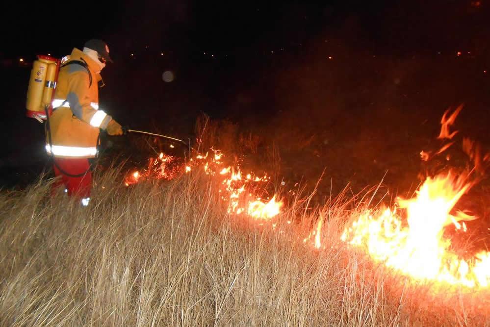 Neiva en alerta roja por incendios forestales 2