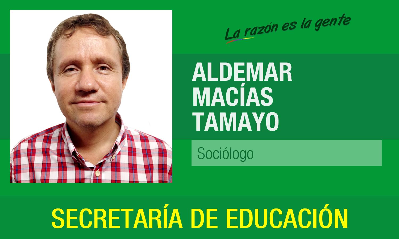 Rodrigo Lara Sanchez presento su gabinete para la Alcaldia de Neiva 10