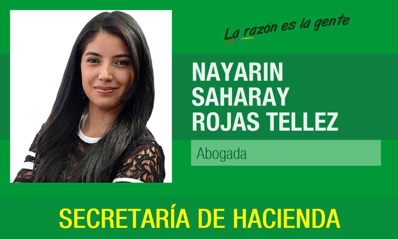 Rodrigo Lara Sanchez presento su gabinete para la Alcaldia de Neiva 21