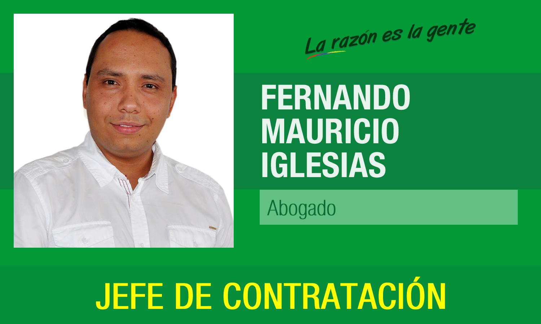 Rodrigo Lara Sanchez presento su gabinete para la Alcaldia de Neiva 3