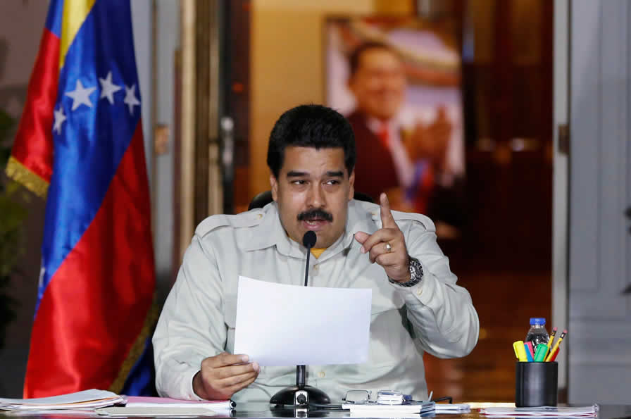 Obama declara a Venezuela «amenaza extraordinaria a la seguridad de EE.UU.»
