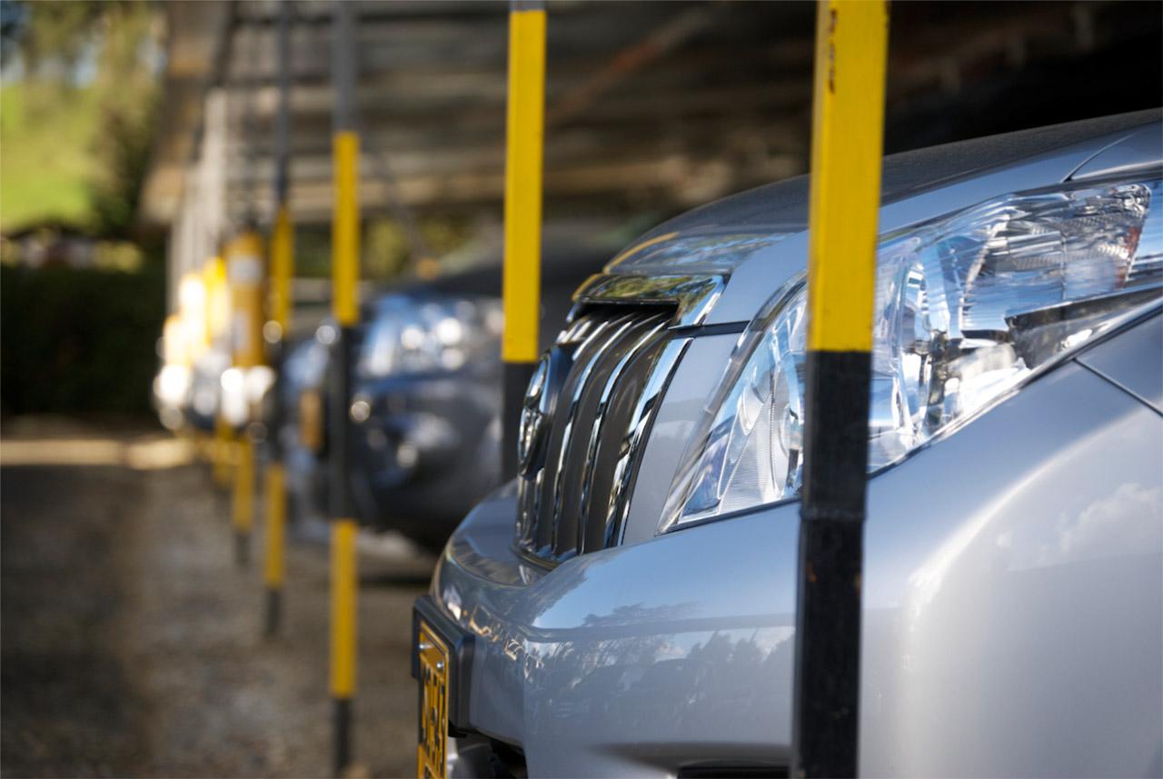 Procesos a parqueaderos por incumplimiento en Neiva
