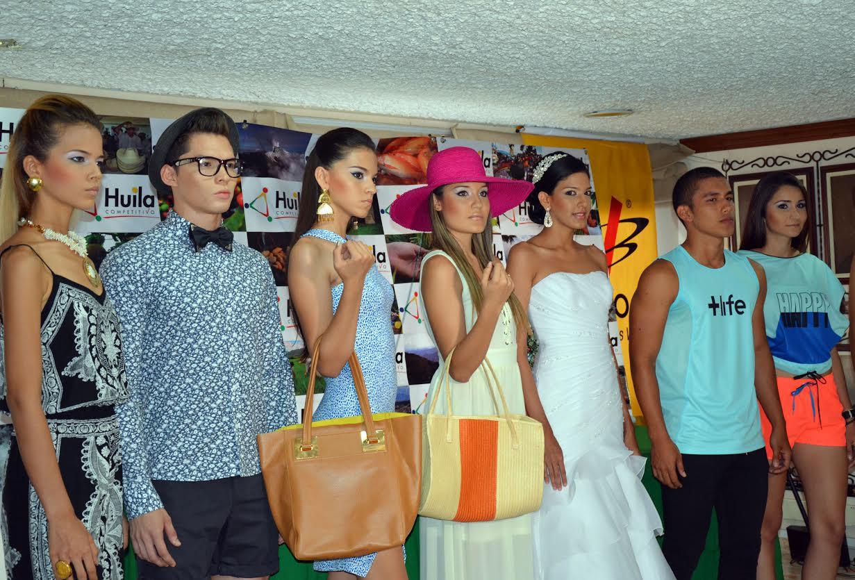 Neiva Expo Moda 2015, plataforma para el talento huilense