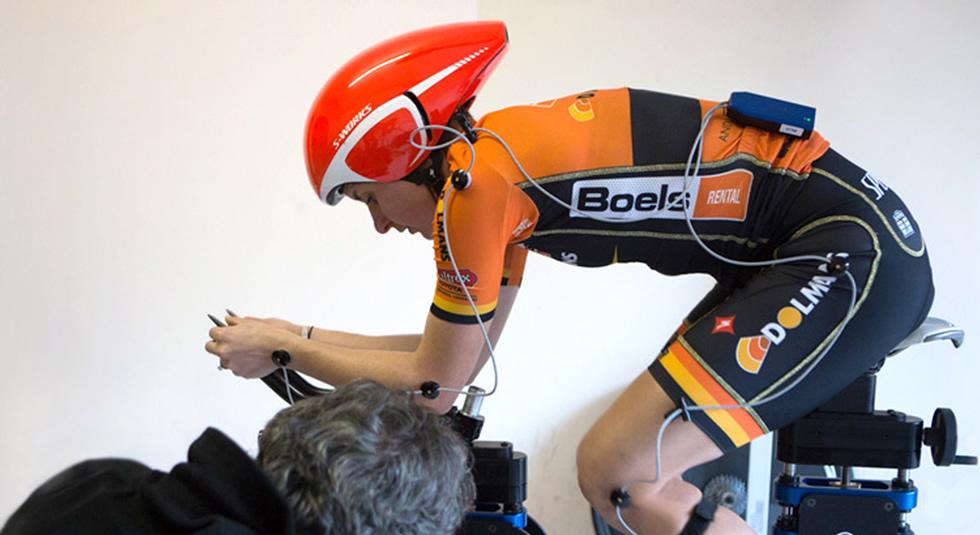 Tecnología para personalizar su bicicleta