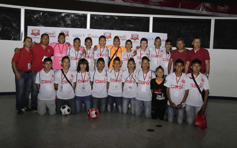 Huila a semifinales de la Copa Claro de Fútbol 2015