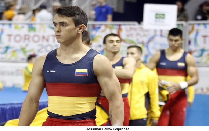 Colombia busca en gimnasia un cupo para Río 2016
