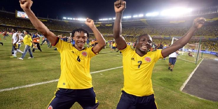 Definidos horarios para juegos de Colombia ante Chile y Argentina