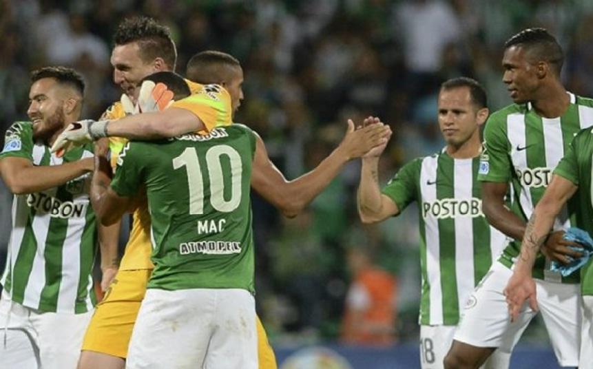 Atlético Nacional logra su pase a la final de la Sudamericana