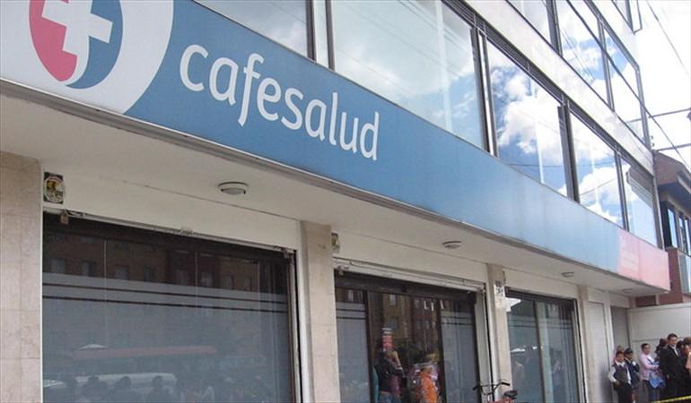 El Gobierno tiene que salir de Cafesalud