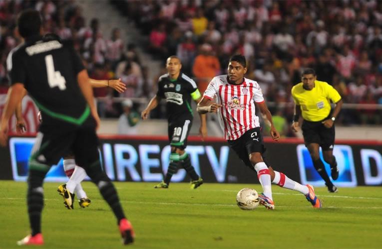 Nacional jugará con uniforme negro ante Millonarios