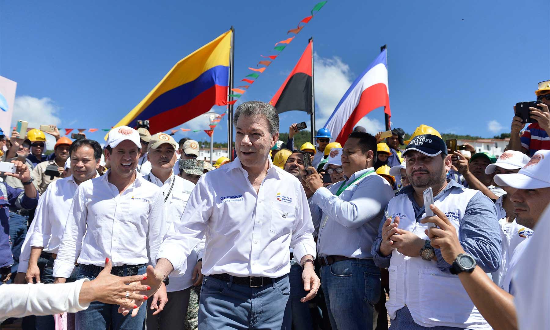 Santos elegido como personaje latinoamericano más influyente de 2016