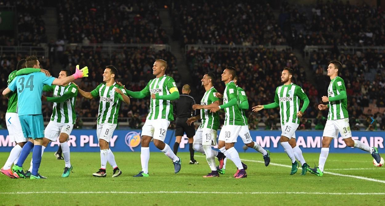 Atlético Nacional se cuelga el bronce en el Mundial de Clubes