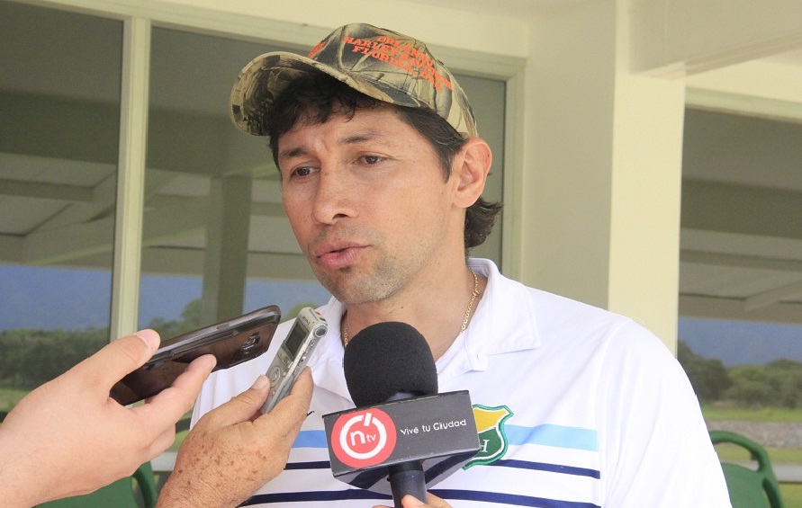 """""""Quiero un proyecto deportivo ambicioso con Atlético Huila»: Jorge Bermúdez"""