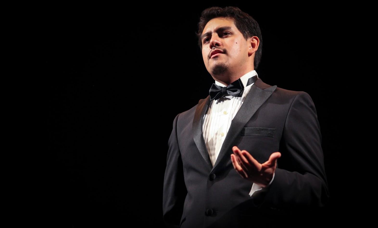 Director de Ópera y Orquesta, nombrado Embajador Marca Colombia