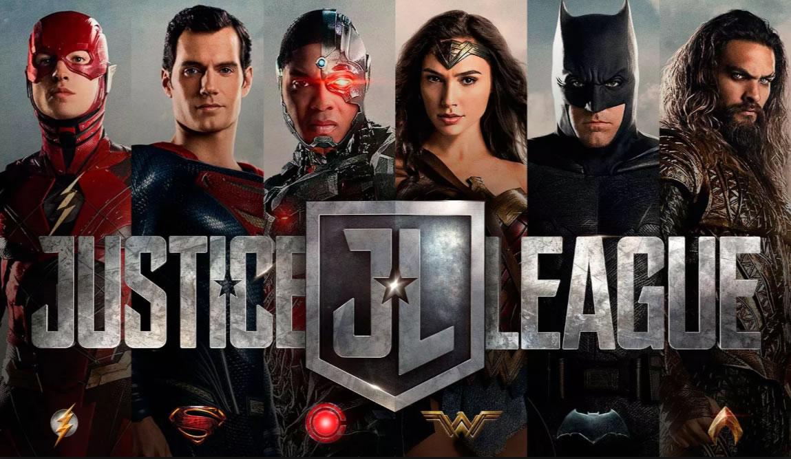 Liga de la Justicia presenta su primer tráiler