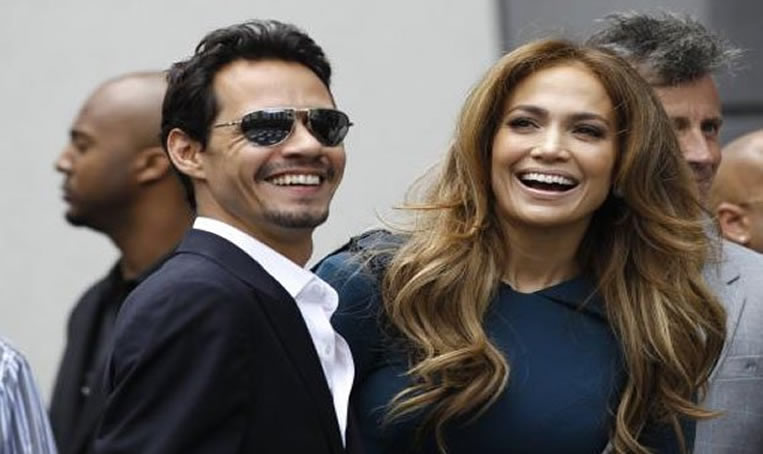 Marc Anthony: «Jennifer López es la mujer de mi vida»