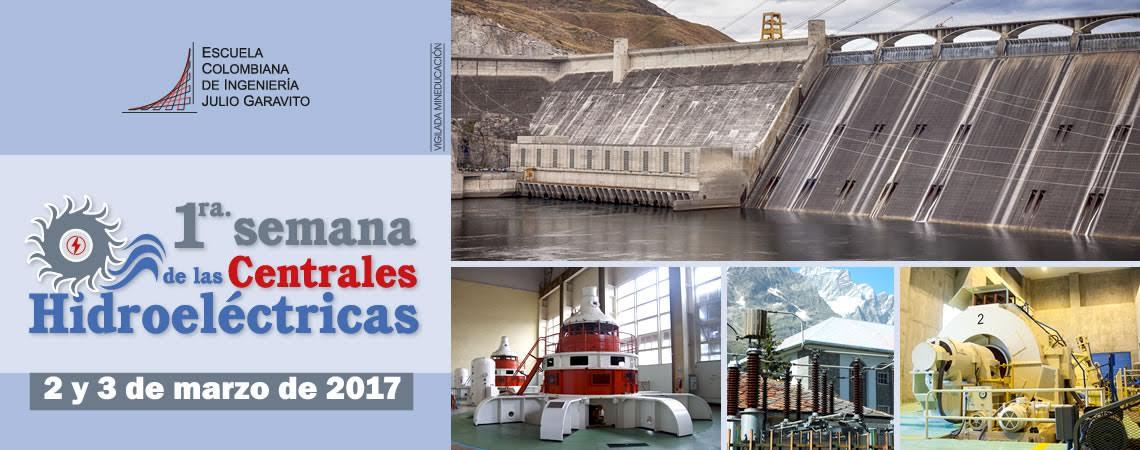 ¿Qué papel juegan las centrales hidroeléctricas en Colombia?