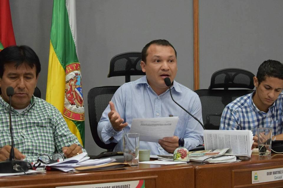 Balance del segundo periodo de sesiones ordinarias en Concejo de Neiva