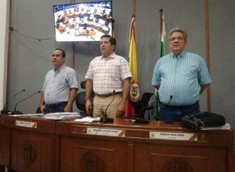 Alcalde Rodrigo Lara instaló sesiones extraordinarias en el Concejo de Neiva
