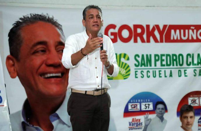Todo listo para posesión de Gorky Muñoz como alcalde de Neiva