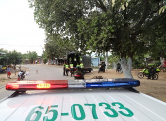 Con trabajo articulado, autoridades se tomaron la Comuna 10 de Neiva