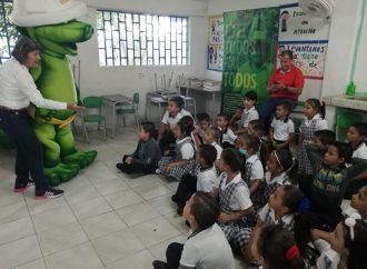 Ecopetrol entrega kits escolares a instituciones vecinas a su operación en Huila