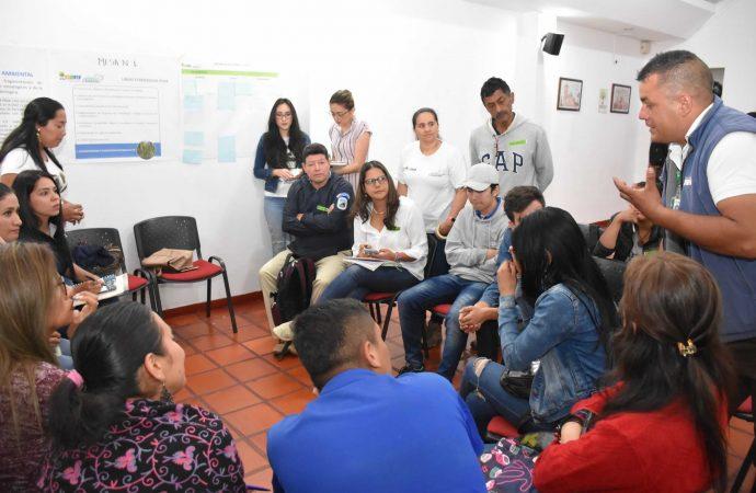 El sur y centro del Huila priorizaron necesidades ambientales