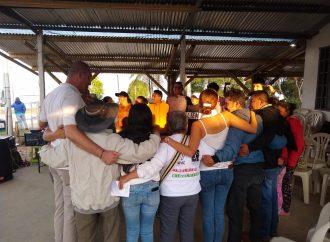 En el suroriente del Huila, víctimas y responsables se reunieron en acto de dignificación y reconocimiento