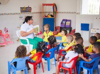 Esta semana 618.011 niños y niñas, con servicios de Primera Infancia del ICBF