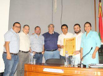 Exaltación del Concejo de Neiva a TSM Noticias en sus 12 años de trayectoria