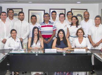 Posesionados nuevos docentes en la Universidad Surcolombiana