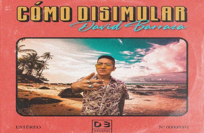David Barraza, el joven cantante que busca rescatar el bolero