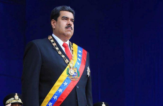 EEUU ofrece 15 millones de dólares por Nicolás Maduro