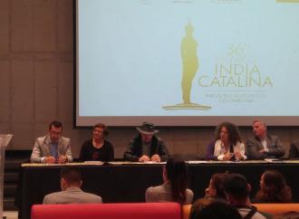 Estos son los nominados de los 36° Premios India Catalina de la industria audiovisual colombiana
