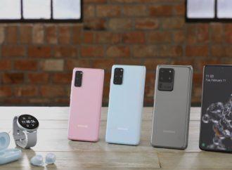 Samsung presenta en Colombia Galaxy S20 series