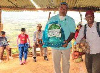 Ayudas Humanitarias llegan a cabildos indígenas en Pitalito