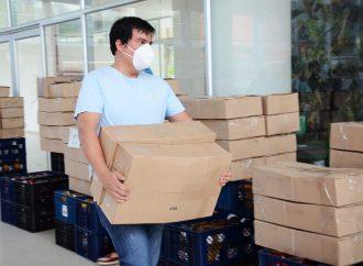 9.500 kits de higiene entregó la Gobernación del Huila para recolectores de café