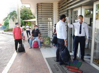 Secretaria de Movilidad de Neiva adelanta operativos de control en ingreso y salida de buses