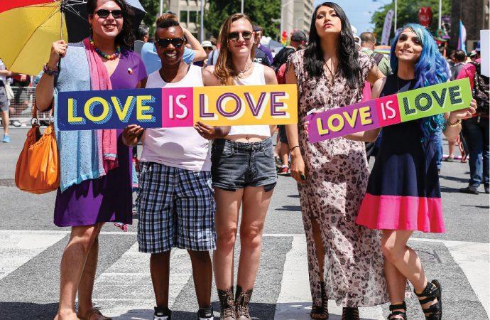 Los diversos modos de expresar el orgullo Pride