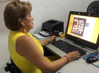 Esperanza Andrade anuncia su agenda legislativa 2020-2021