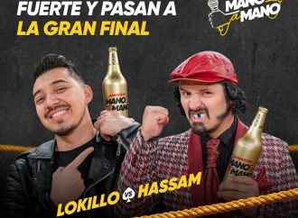 """Hassam y Lokillo son los finalistas de """"Mano a Mano"""" la batalla de comediantes de Cerveza Poker"""