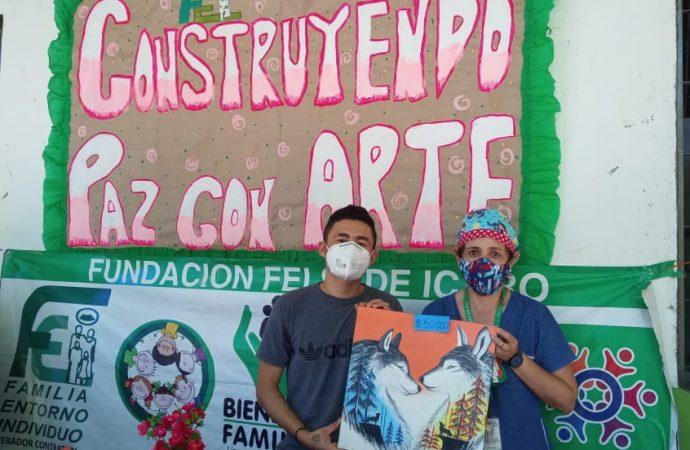 ICBF incentiva la creatividad de adolescentes  del Sistema de Responsabilidad Penal en Huila