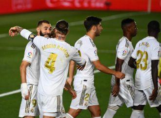 Real Madrid, campeón de la Liga de España