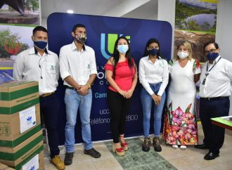 UCC entrega caretas a hospitales de Garzón, Baraya y San Agustín