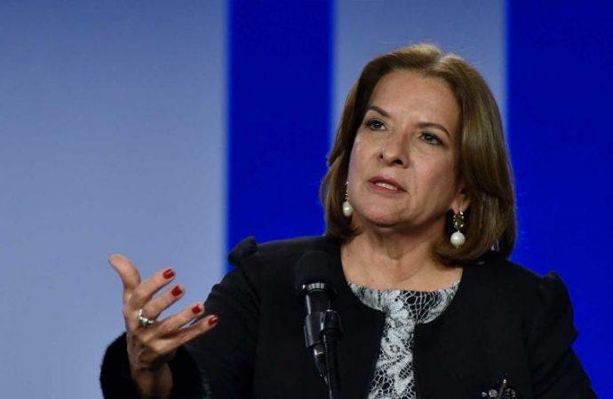 Duque aceptó renuncia de Margarita Cabello al Ministerio de Justicia