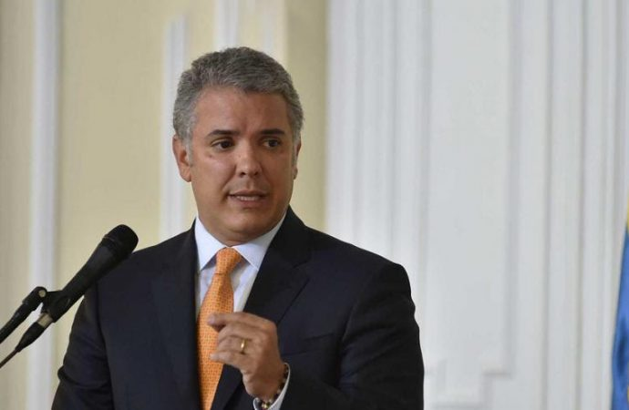 «El futuro de Mancuso en Colombia debe ser una cárcel»: Iván Duque
