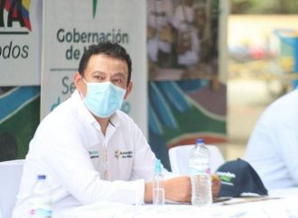 Gobernador de Nariño es positivo para Covid-19