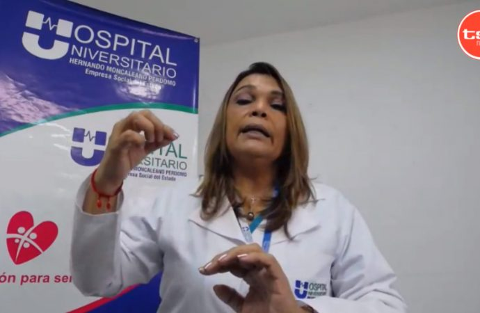 Entrevista | Constanza Sastoque, Gerente Hospital Neiva