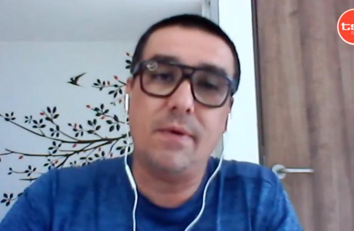 Entrevista | Julio César González – Matador, caricaturista