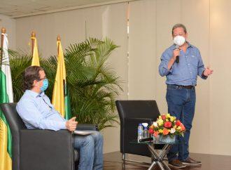 MinAgricultura comprometido en culminar Distrito de Riego Tesalia-Paicol